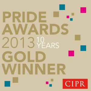 PRide 2013 Winners logo