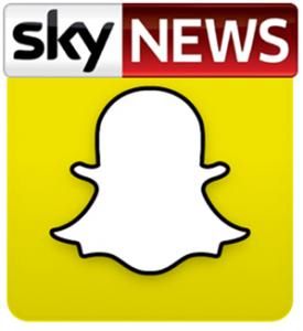 Sky-News.Snapchat