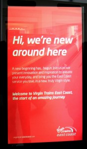 Virgin Trains East Coast's £10m above-the-line marketing activity