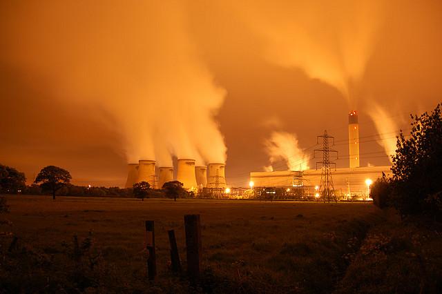 Drax power station - Aberfield blog
