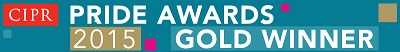 CIPR PRide Awards logo 2015