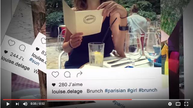Addict Aide's Louise Delage video
